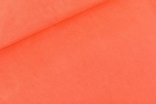 Spons Badstof Persimmon Oranje