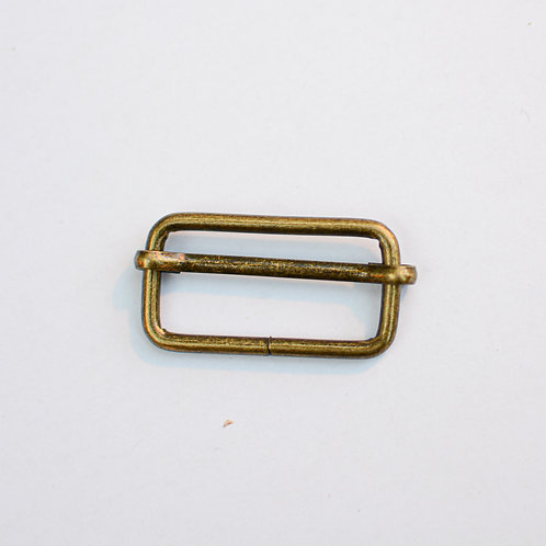 Verstelbare gesp brons 35mm