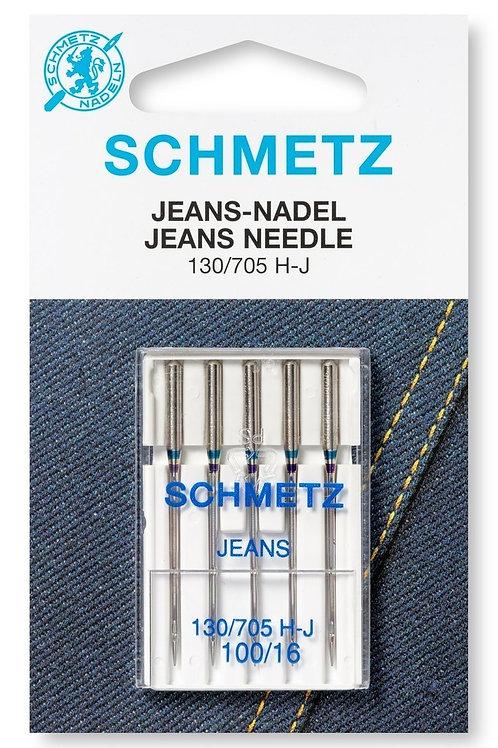Jeans machinenaalden Schmetz - jeans 90/14 (130/705)