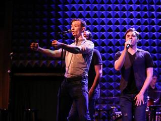 Two shows at Joe's Pub