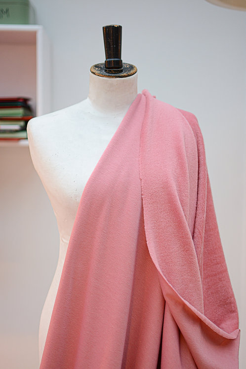 Geruwde jogging uni roze