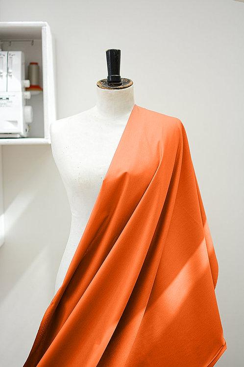 Katoen uni oranje