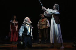 Man of la Mancha with Terrence Mann