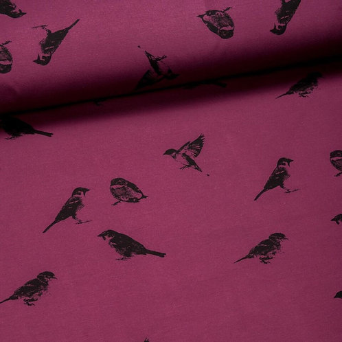 WINTER SWEATER - VOGELS - ALL ANIMALS ARE EQUAL III