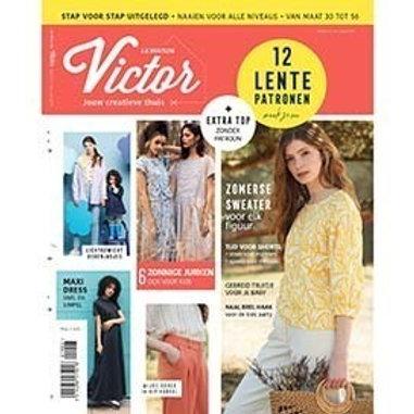 La Maison Victor editie 3 / mei-juni 2019
