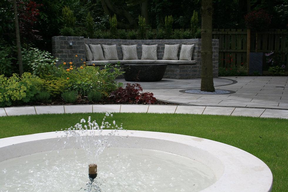 grantham garden design Tythorne Garden Design