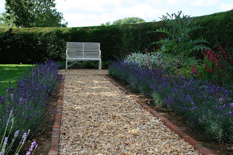 garden designer stamford