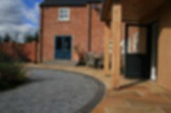 lincoln garden design Tythorne Garden Design