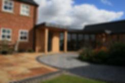 garden design lincolnshire hard landscaping Tythorne Garden Design
