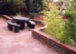 nottingham garden designer Tythorne Garden Design