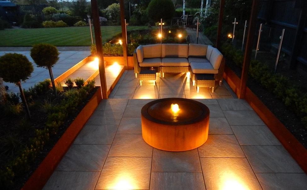stamford garden design