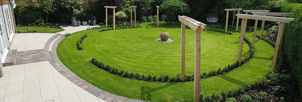 tythorne garden design grantham