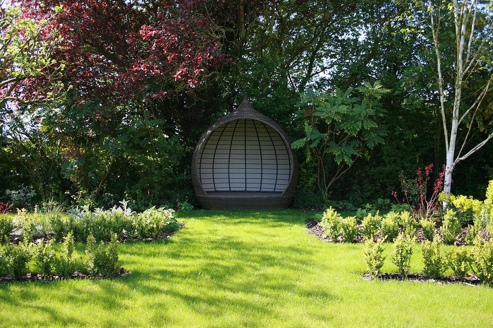 grantham garden designer planting tythorne garden design