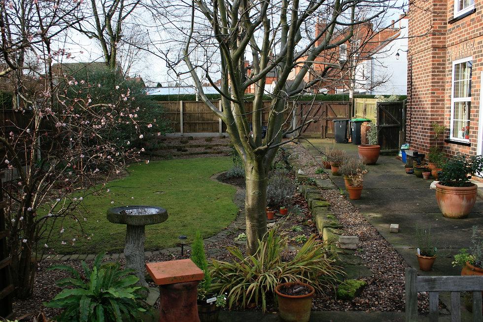 garden design for low-maintenance tythorne garden design