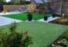 newark garden design