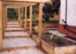 garden design with raised beds Tythorne Garden Design