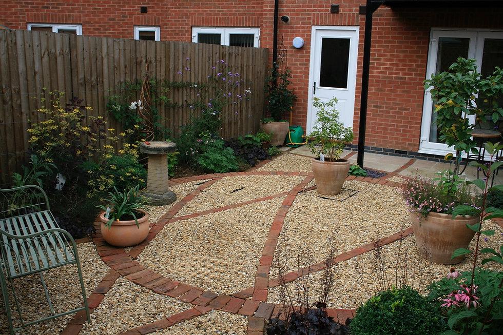 garden design sleaford planting tythorne garden design