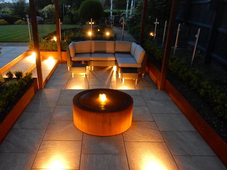 Stamford garden design Tythorne Garden D