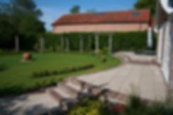grantham garden designer circles tythorne garden design