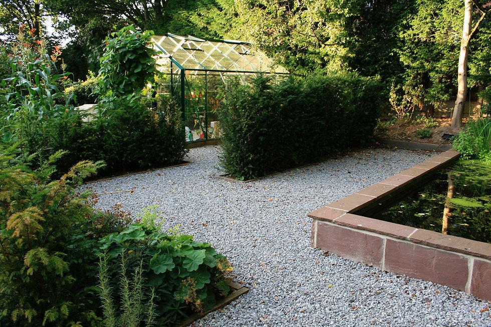 garden design with hedges tythorne garden design