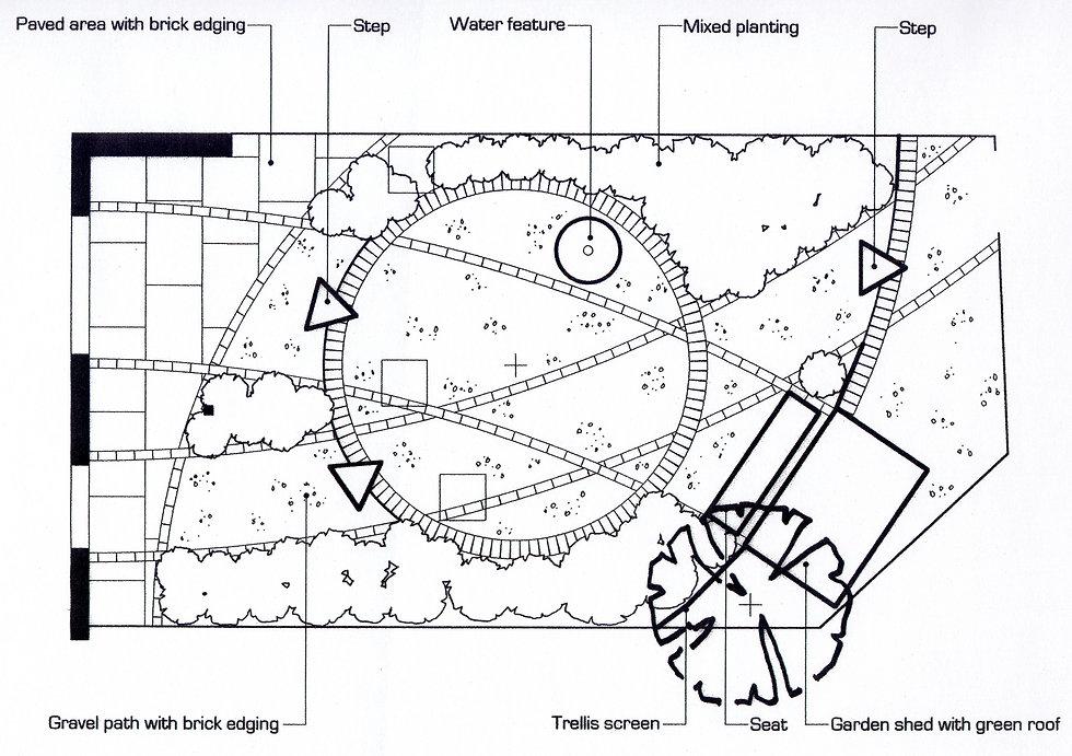 garden designer sleaford tythorne garden design