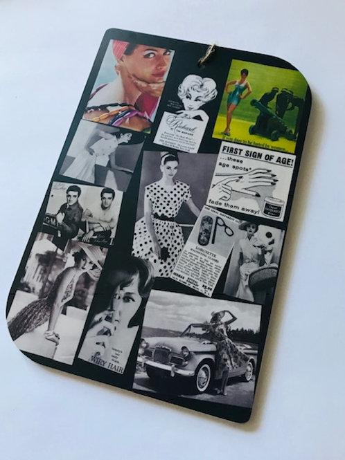 Skärbräda – Mormor Gurli 1960 #2