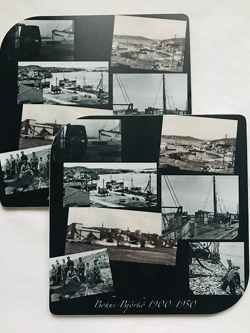 Grytunderlägg – Björkö 1900-1950