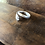 Thumbnail: Sterling Wrap-Style Spoon Ring