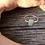 Thumbnail: Emerald Green Stone Ring