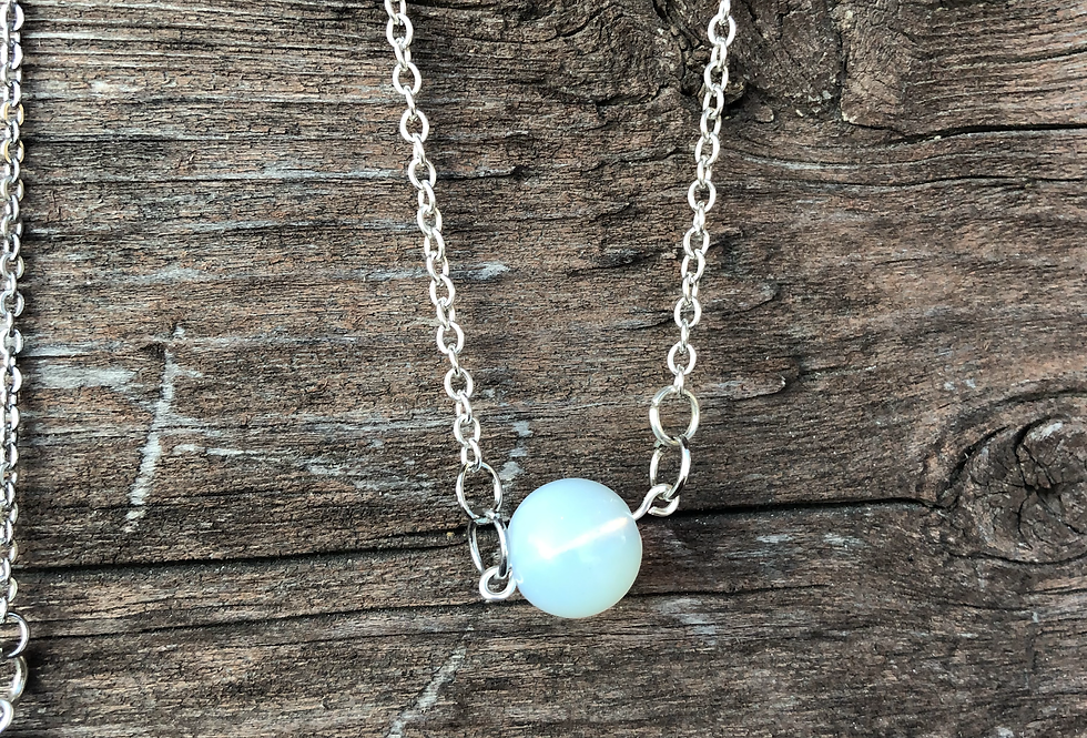 Stone of Many Colors Necklace