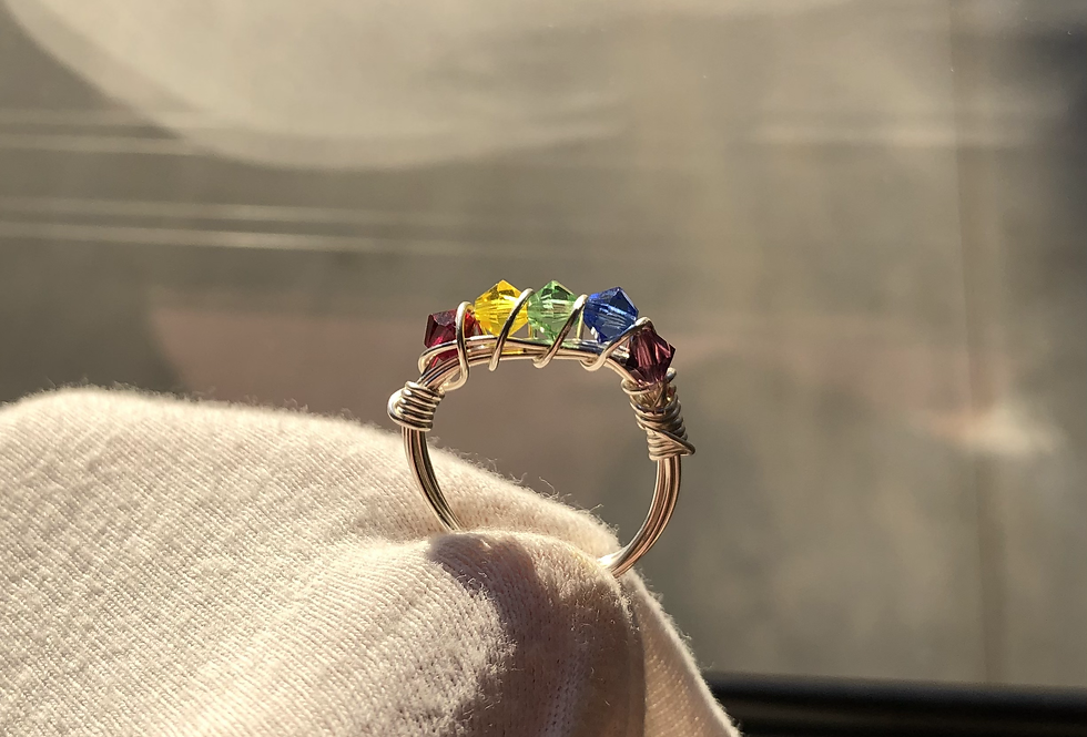 Many Colors Ring