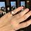 Thumbnail: White Stone Ring