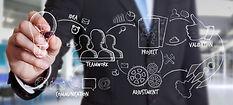 businessman-drawing-manuscript-project-p