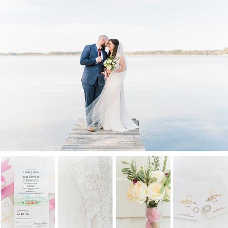 Neal & Audrey | Wedding | Cape Charles, VA