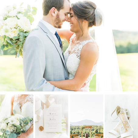Kyle & Kate | Wedding