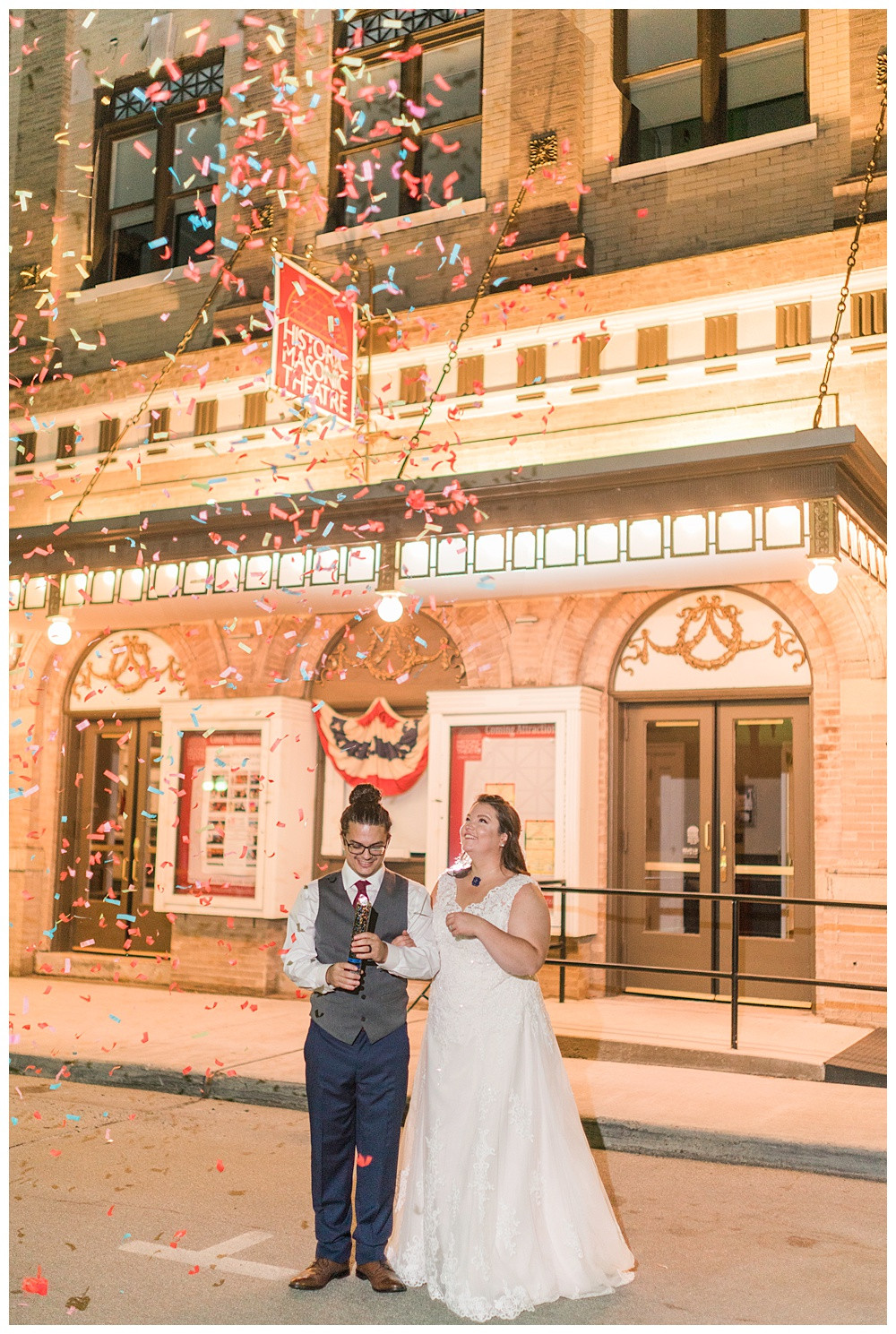 Virginia Wedding Photography, Best of 2019, Austin & Austin Photography, Historic Masonic Theatre, Clifton Forge, VA