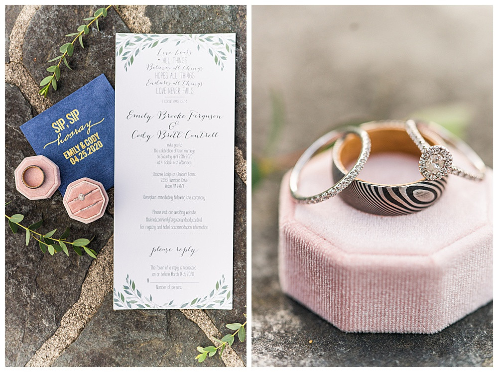 Roanoke Virginia Wedding, 2020 wedding photographer, best of  2020 weddings, elopement, Austin & Austin Photography, Blue Ridge Parkway  Wedding