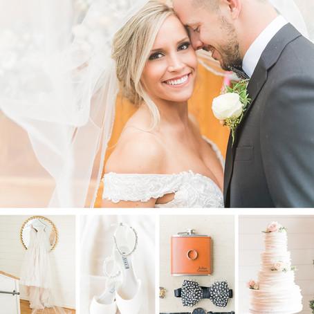 John & Ashleigh | Wedding | Seclusion, Lexington Virginia