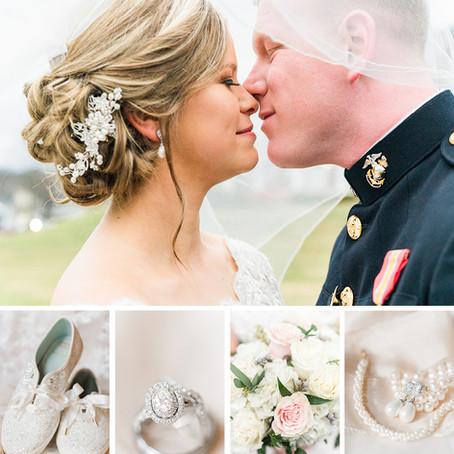 Jordon & Allison | Vinton War Memorial Wedding | Virginia
