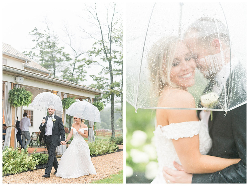 Lexington  Virginia Wedding, 2020 wedding photographer, best of  2020 weddings, elopement, Austin & Austin Photography, The Seclusion, Rainy Wedding day