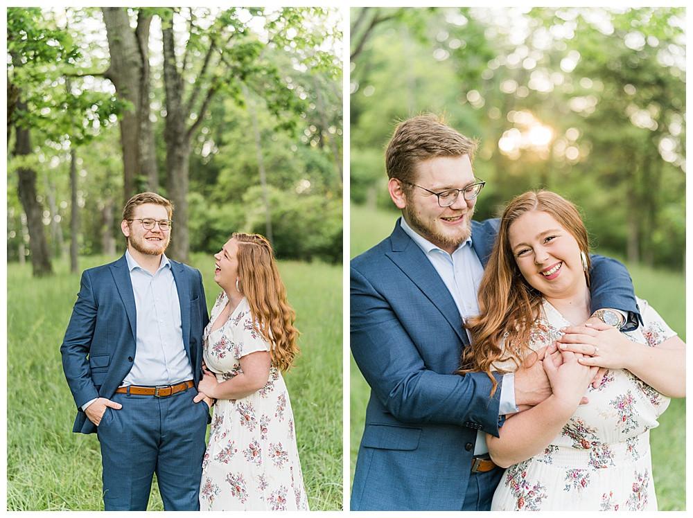 Virginia engagement session, austin & austin photography, virginia wedding photographer