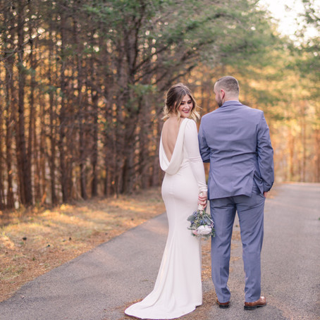 Zach & Kelley: A Simple Elopement