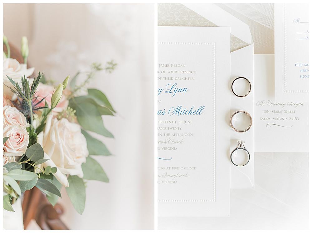 Roanoke Virginia Wedding, 2020 wedding photographer, best of  2020 weddings, elopement, Austin & Austin Photography, Plantation on Sunnybrook, St. Andrews Church