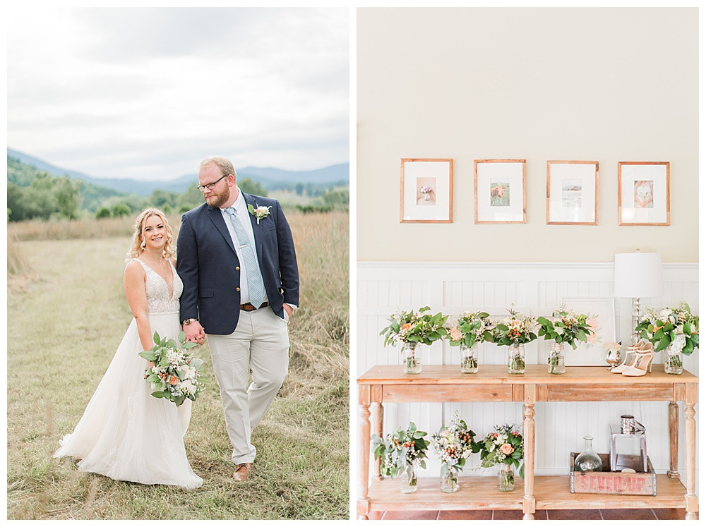 Virginia Wedding Photography, Best of 2019, Austin & Austin Photography, Big Spring Farms, Lexington VA