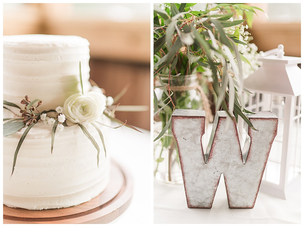 Virginia Wedding Photography, Best of 2019, Austin & Austin Photography, braeloch, Roanoke VA, wedding cake