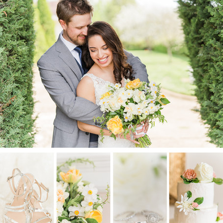Nathan & Janeen | Wedding | The Maridor, Roanoke Virginia