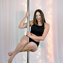 JORDAN W POLE FITNESS SITTING.JPG