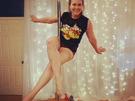 5 Lessons I've Learned After 2 Years of Pole