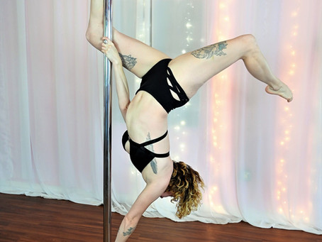 5 Pole Moves for a Spring-Themed Routine
