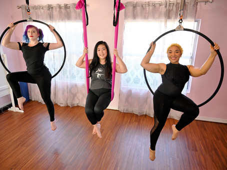 Feeling Stressed? Take a Class at the Diva Dive (and Read Burnout)!